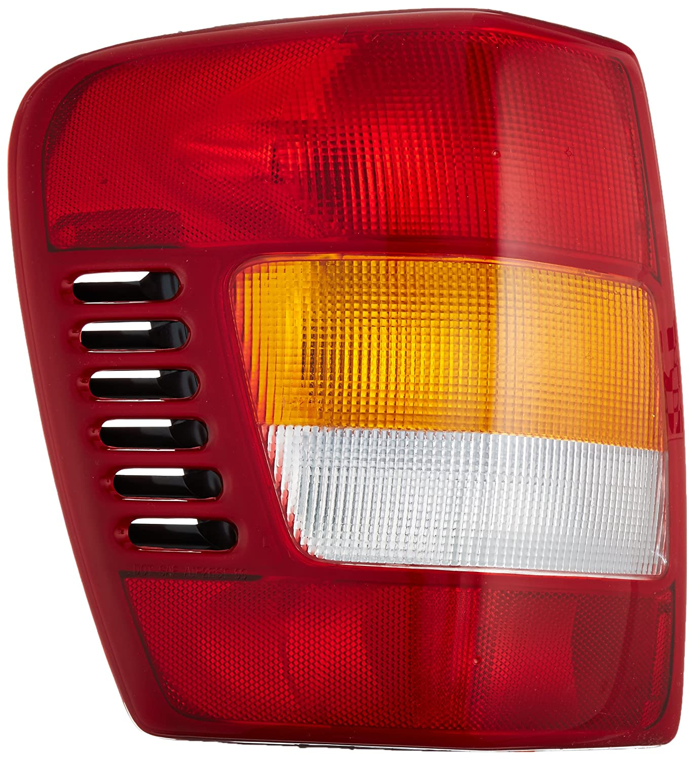 TYC 11-5275-00-1 Jeep Grand Cherokee Right Replacement Tail Lamp