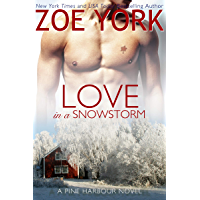 Love in a Snowstorm (Pine Harbour Book 2) (English Edition)