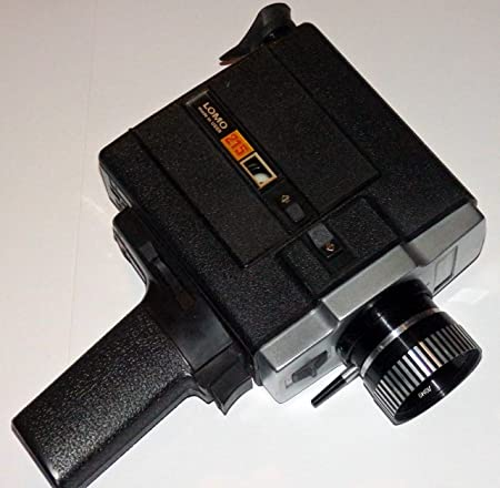 Tecnología de fotografía by LLL Lomo 215 Fabricado en USSR - M ...