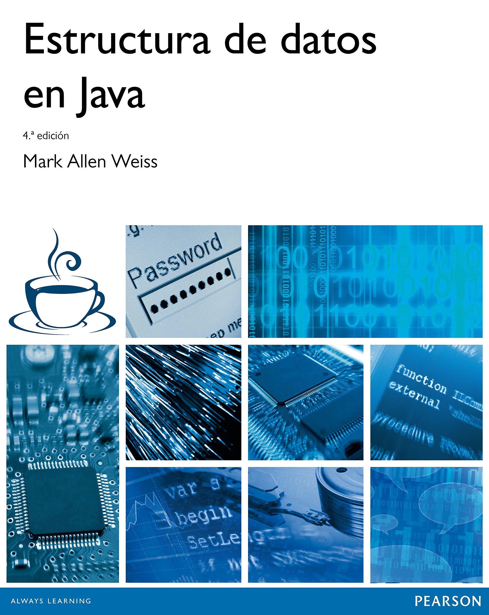 Estructuras De Datos En Java Mark Allen Weiss