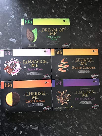 Slimming World Hifi Bars 5 Boxes Mixed Flavours