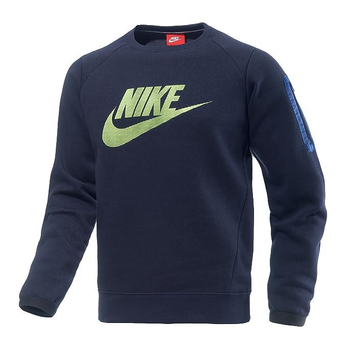 Pullover von Nike in Blau für Herren