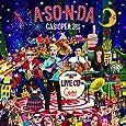 A・SO・N・DA LIVE CD