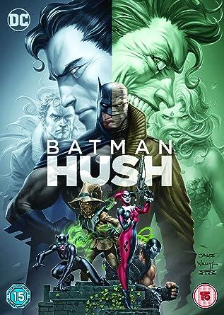Amazon.com: Batman: Hush [DVD] [2019]: Movies & TV
