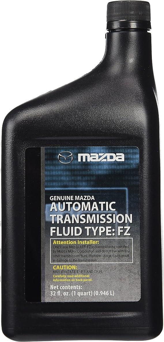 Genuine Mazda (0000-FZ-113E-01) Automatic Transmission Fluid