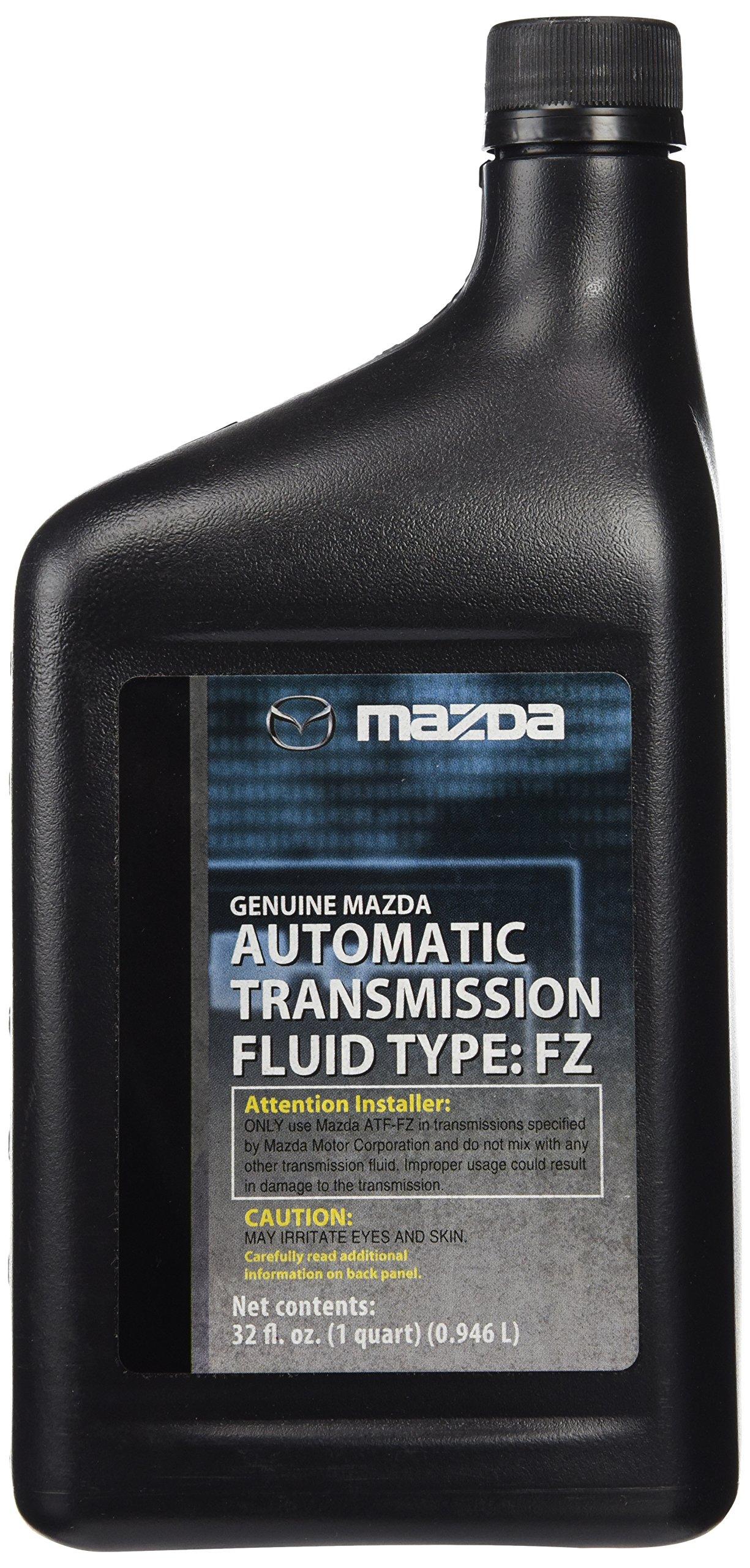 Mazda Genuine (0000-FZ-113E-01) Automatic Transmission Fluid, 32 fl oz