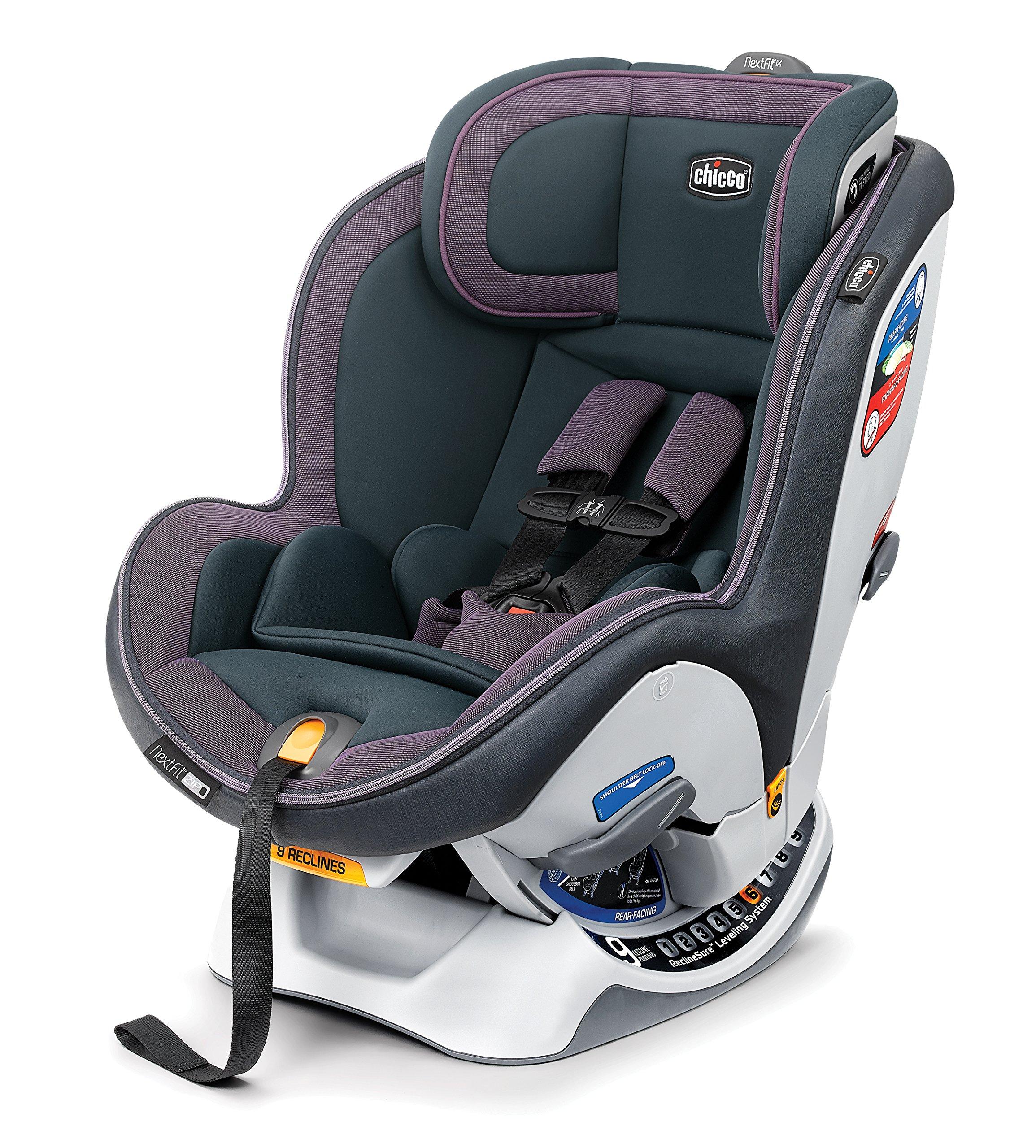 Chicco NextFit iX Zip Convertible Car Seat, Starlet