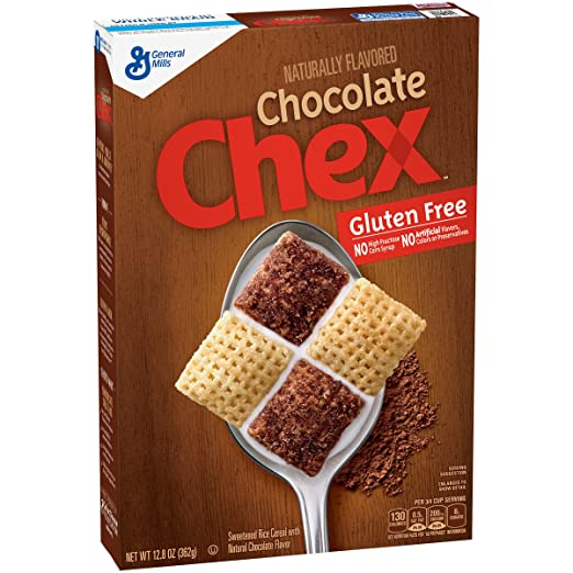 Chocolate Chex Cereal,12.8 Ounce