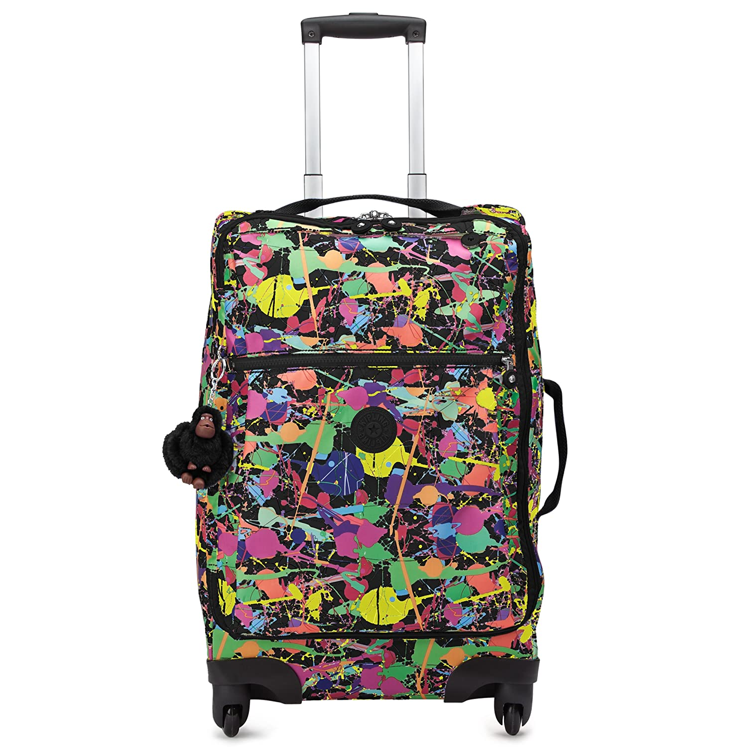 Kipling Darcey S Carry-On, Black, One Size KIV6P WL4766