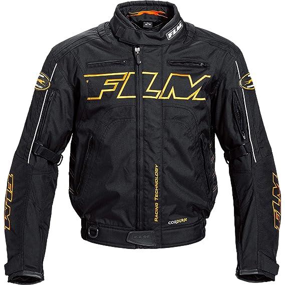 FLM Motorradschutzjacke, Motorradjacke Sports Textiljacke 4.0, Herren, Sportler, Ganzjährig