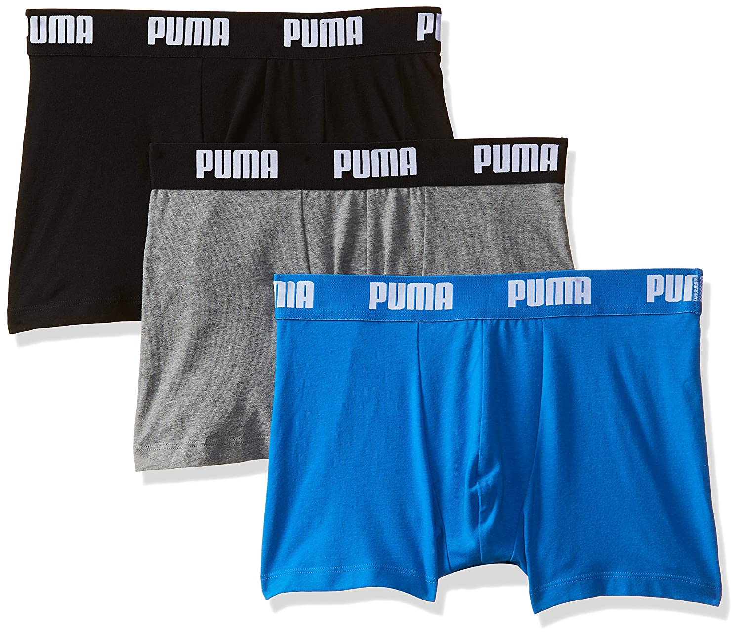 7178bbaa2db9 Puma Men's Plain Boxer (Pack of 3): Amazon.in: Clothing & Accessories