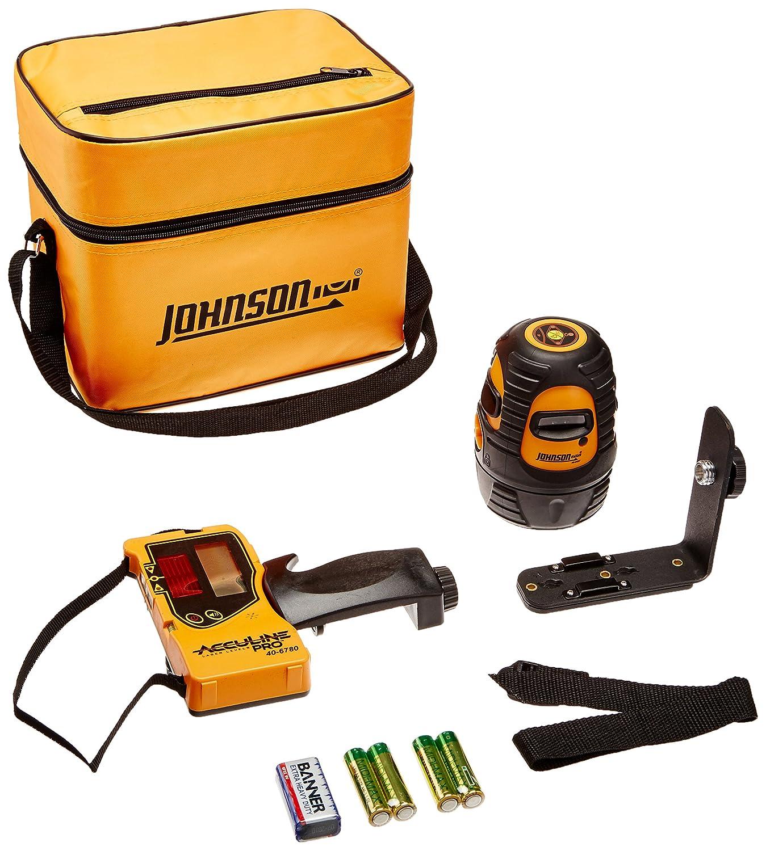 Johnson Level Tool 40 6639 Line and Dot Laser