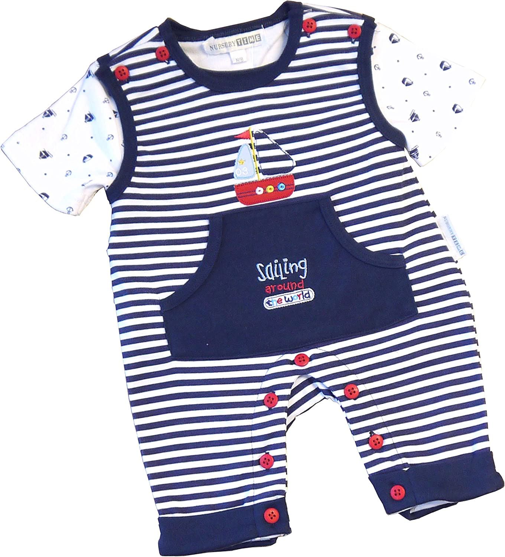 Babyprem Babykleidung Overalls Spielanzug /& T Shirt Set N/äutisch Jungen Neugeborene 6 Monate