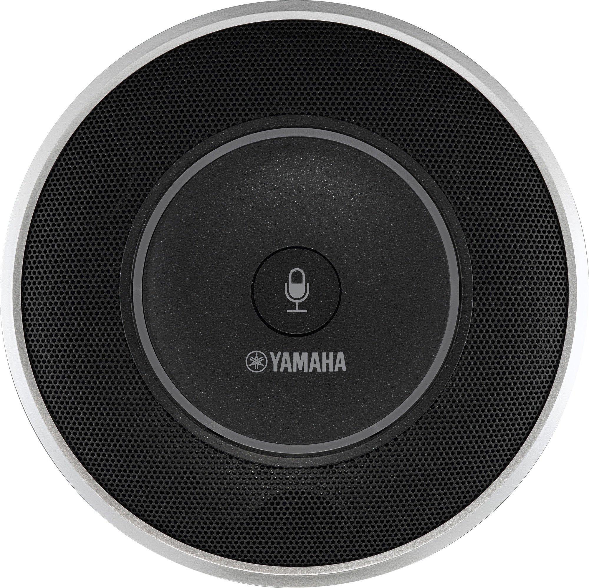 Yamaha 10YVCMIC1000EX Microphone, Black