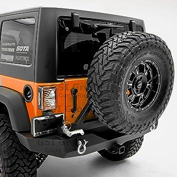 4Pieces Auto Black Frame Hole Cover Plug Dress Up For Jeep Wrangler JK 2007-2017