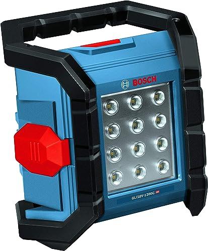 Bosch GLI18V-1200CN 18V Connected LED Floodlight Bare Tool