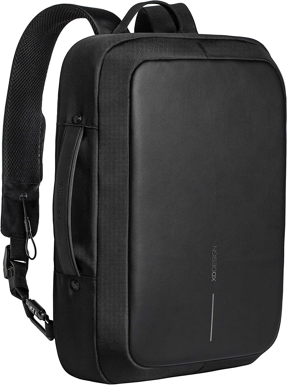XD Design Bobby Bizz Anti-Theft Laptop Backpack & Briefcase USB (Unisex Bag)