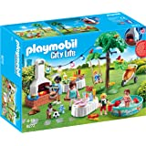 Playmobil 9272 Famille et barbecue estival