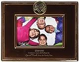 "Grasslands Road ""Cousins Ceramic Frame, Brown, 4 by"