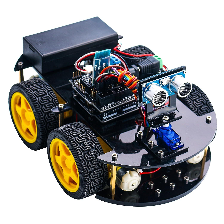 Stefans Roboter Auto