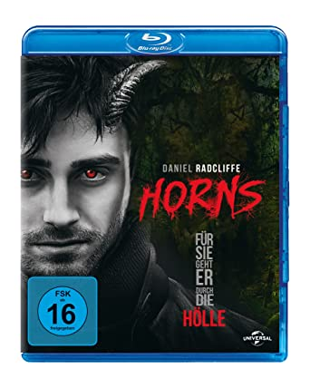 Horns [Alemania] [Blu-ray]: Amazon.es: Radcliffe, Daniel ...