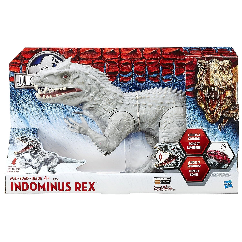 Indominus World Jurassic Figura Jurassic Figura Indominus World Rex Yyvb76Igf
