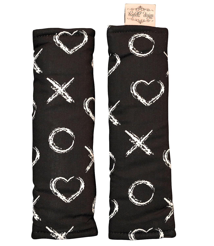 OX Black Bambella Designs Harness Cover
