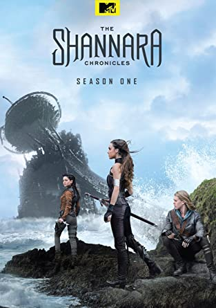 The Shannara Chronicles cover