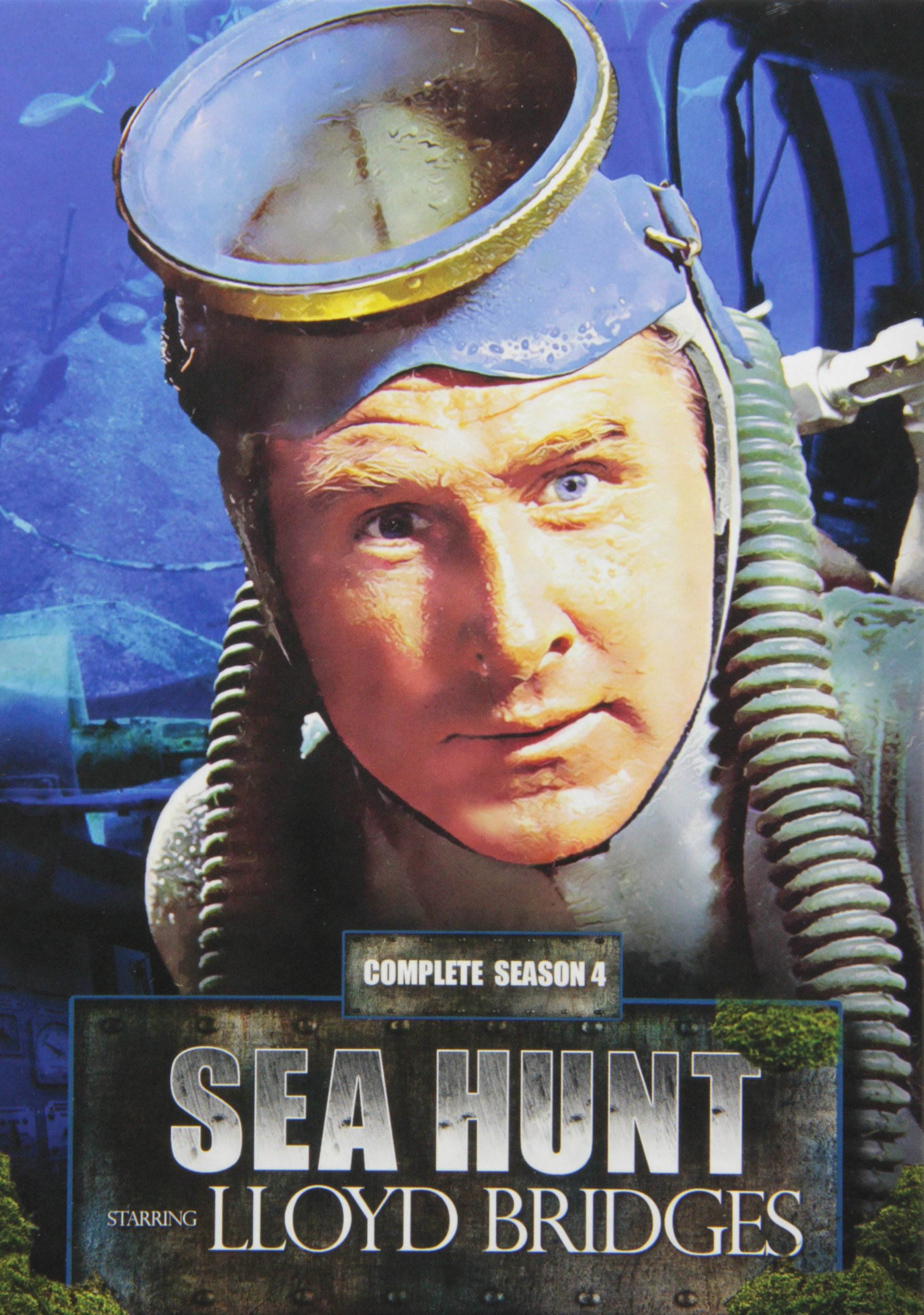 Sea Hunt: The Complete Season Four by TGG Direct