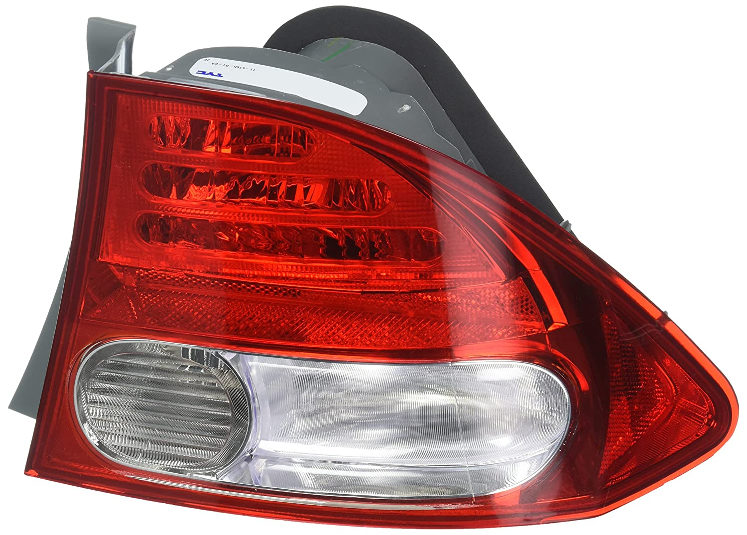 TYC 11-6165-91-9 Honda Civic Right Replacement Tail Lamp