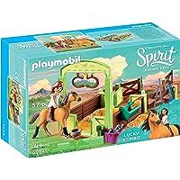 Playmobil 9478 - Spirit - Lucky e la Stalla di Spirit