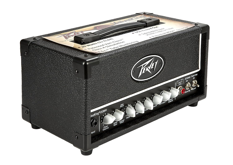 Amazon.com: Peavey ValveKing II Micro-head 20W/5W/1W Tube Head: Musical  Instruments