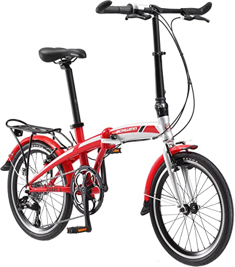 Schwinn Adapt 3 9 Speed - Rueda Plegable para Bicicleta, Color ...