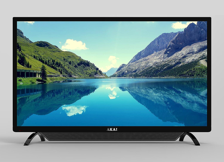Akai TV LED 48 HD Wi-Fi Smart TV Black – Nero con Soundbar 15 W ...