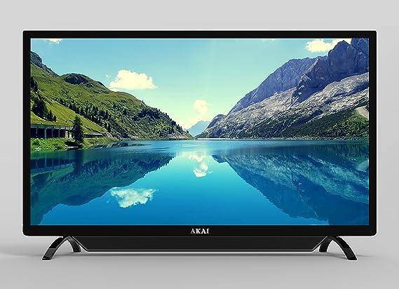 Akai TV LED 48 HD Wi-Fi Smart TV Black – Nero con Soundbar 15 W incorporata aktv4028t: Amazon.es: Electrónica