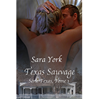 Texas Sauvage (Série Texas t. 1) (French Edition) book cover