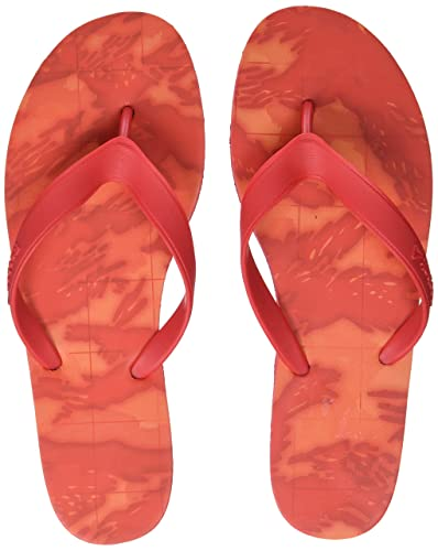 dfeb9f0bb Reebok Women s Cash Flip Flops Red (Primal Red Bright Lava White 0 ...