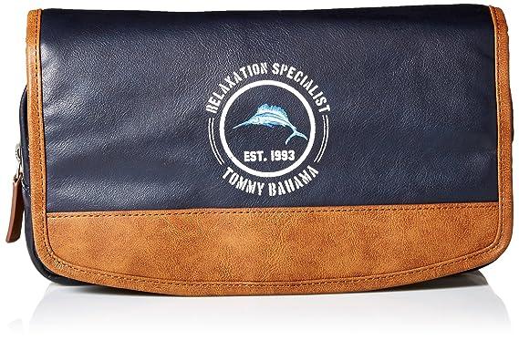 Amazon.com  Tommy Bahama Men s Folding Travel Kit-navy 0e6f6a798f737