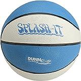 "Dunnrite 8"" Diameter Pool/Water Basketball (Blue)"