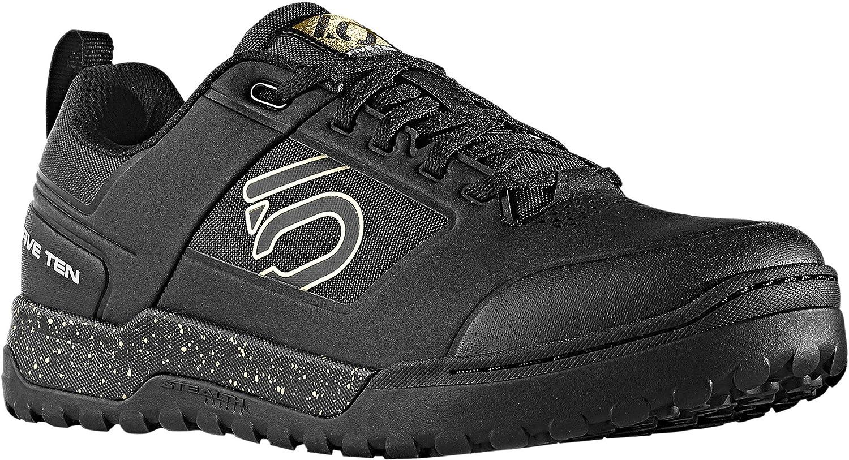 Five Ten MTB-Schuhe Impact PRO Schwarz Gold 2018
