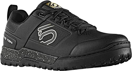Five Ten Impact Pro Black/Gold 10.0 Black/Gold: Amazon.es: Zapatos y complementos