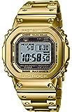 [カシオ]CASIO 腕時計 G-SHOCK ジーショック 35th Anniversary Limited Edition Bluetooth搭載 電波ソーラー GMW-B5000TFG-9JR メンズ