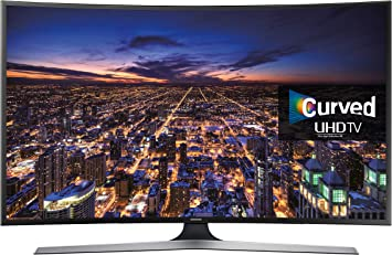 Samsung Series 6 JU6670 Smart 4K Ultra HD Curved LED 40 Inch TV (2015 Model), [Importado de Reino Unido]: Amazon.es: Electrónica