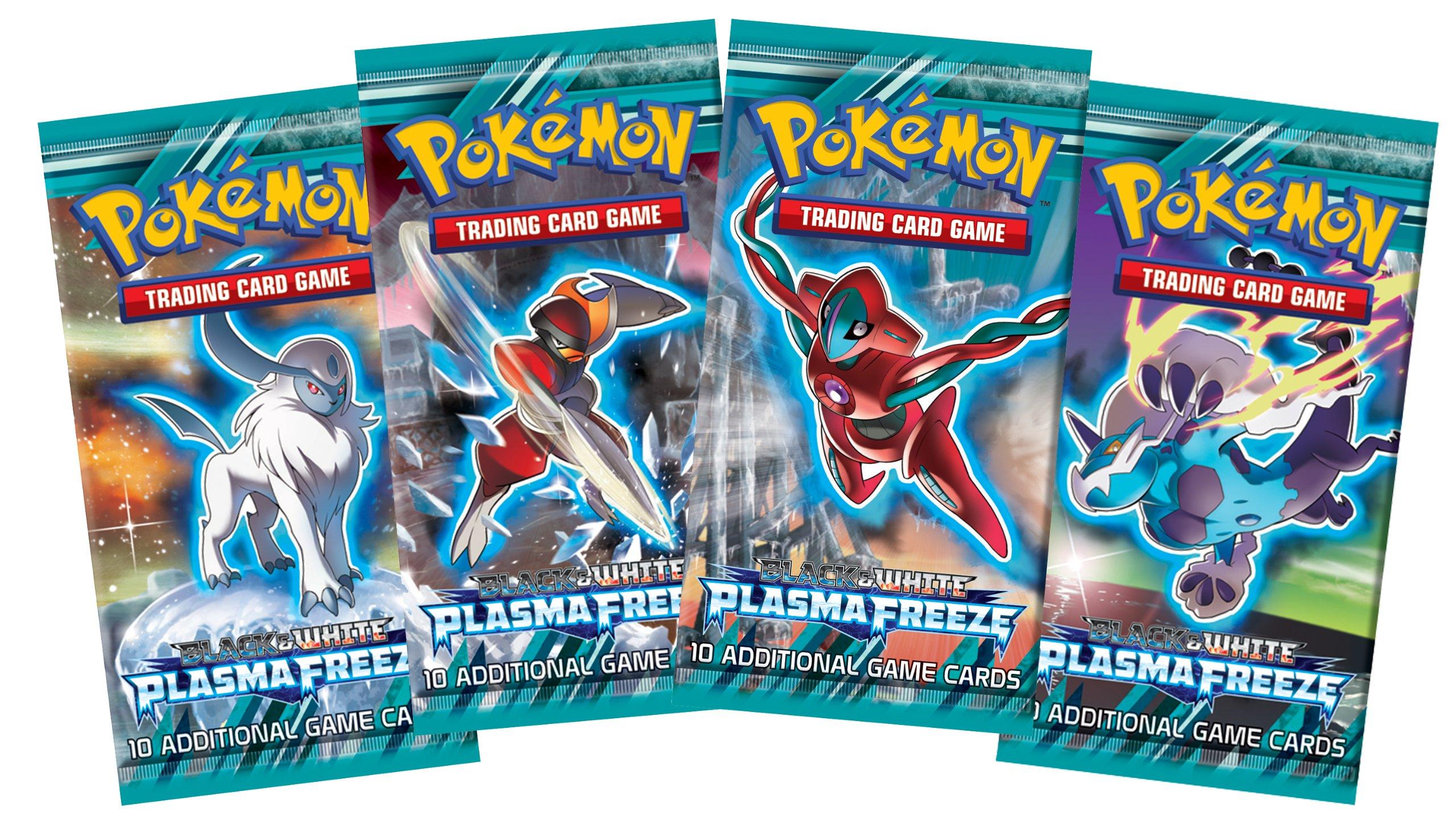 Pokemon Black & White Plasma Freeze Booster Box TCG