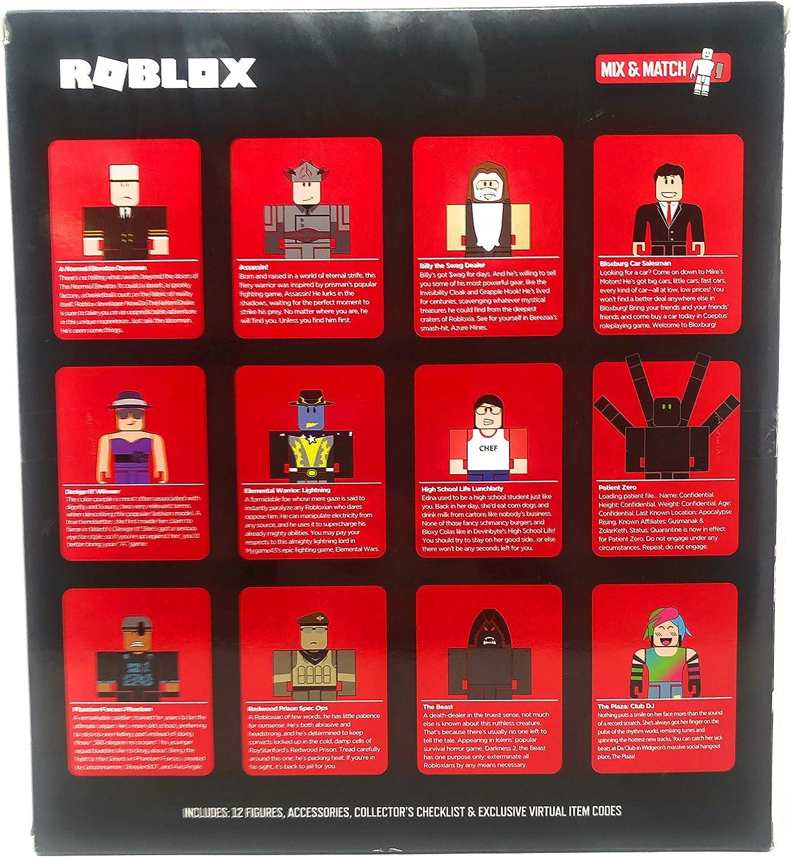 Music Codes For Roblox Meme Come Here Boi Amazon Com Roblox Series 3 Roblox Classics 20 Piece Set Toys Games