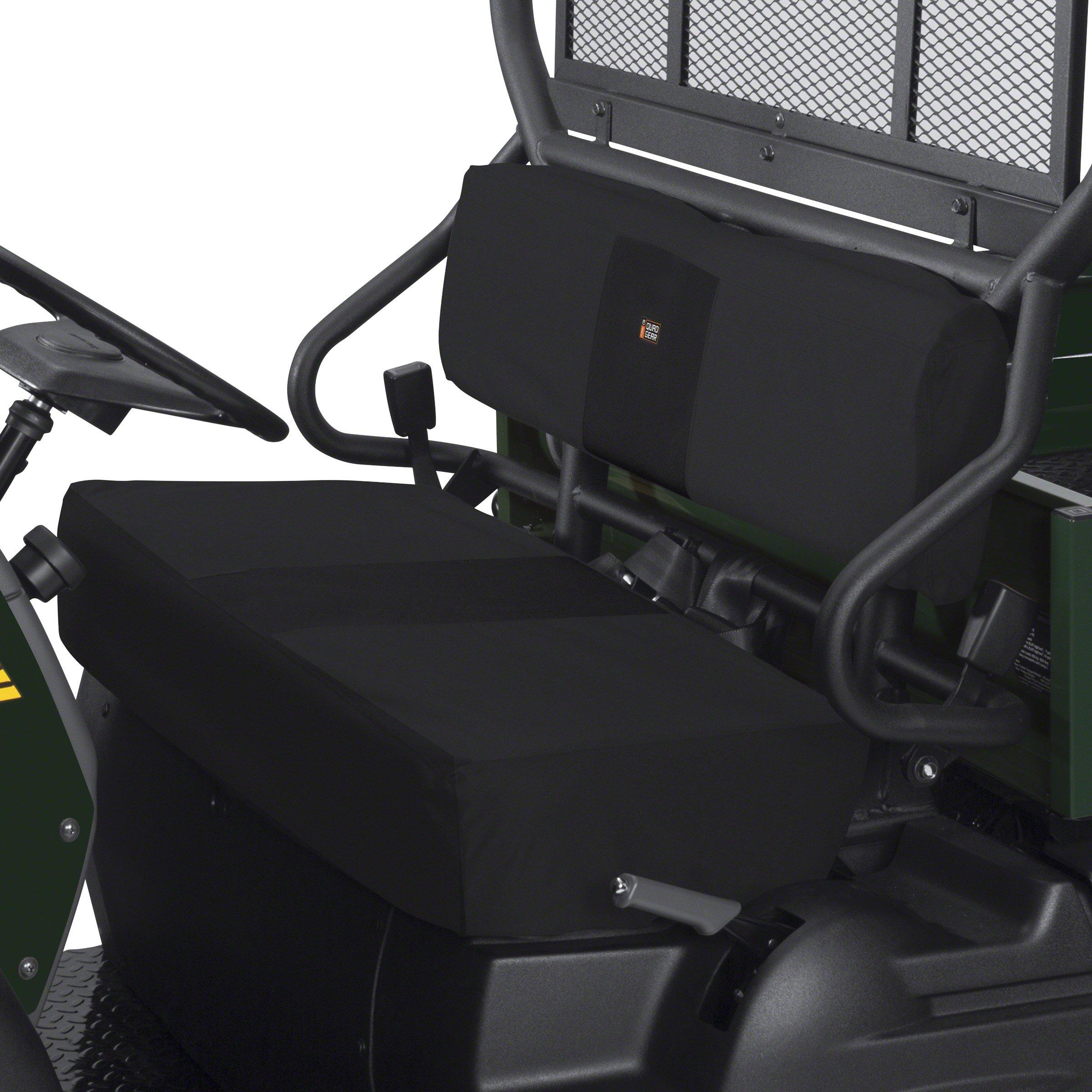 Classic Accessories QuadGear Black UTV Bench Seat Cover by Classic Accessories