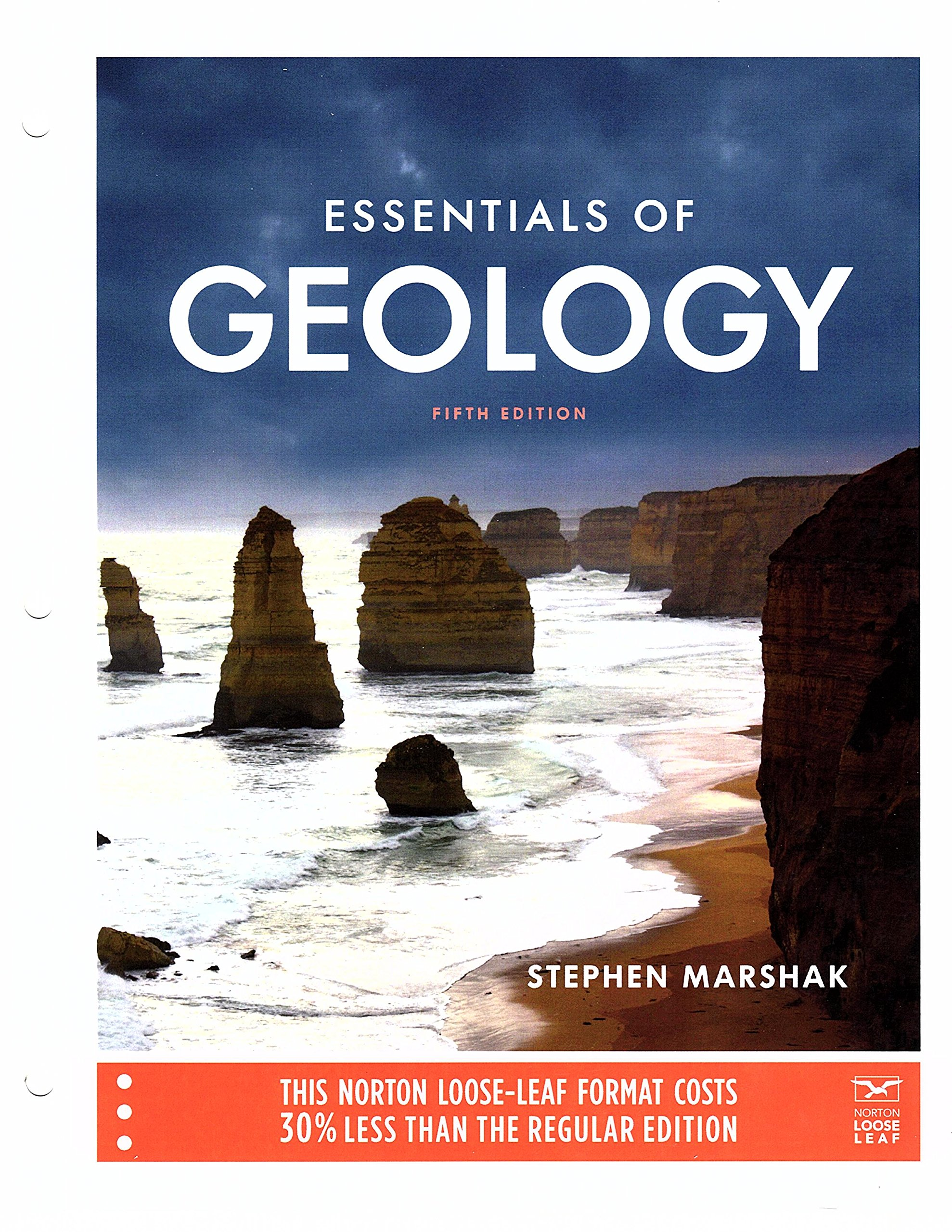 Essentials of Geology (5th Edition), Looseleaf Version PDF