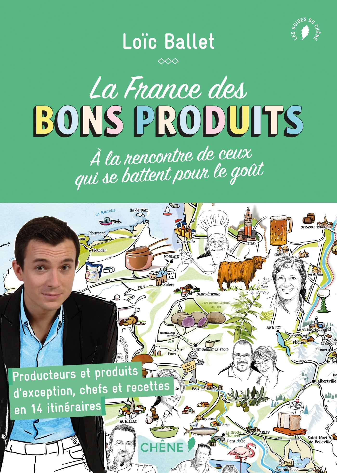 Read Online Le guide pour gourmands militants - La France des bons produits - Le meilleur de la France [ The Best Gourmet Products of France ] (French Edition) pdf epub