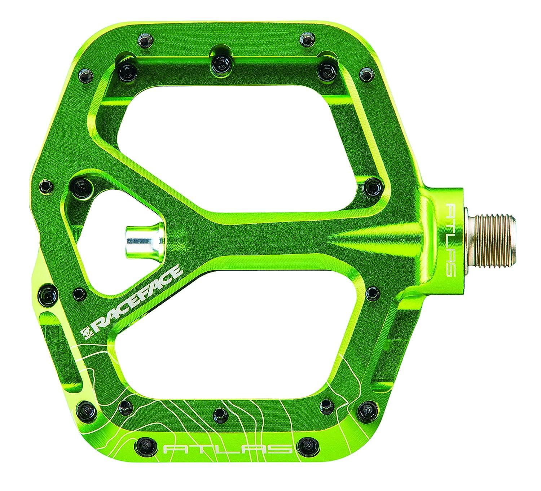 RACE FACE(レースフェイス) ATLAS PEDAL グリーン PD13ATLASGRN B00IRJ99I0