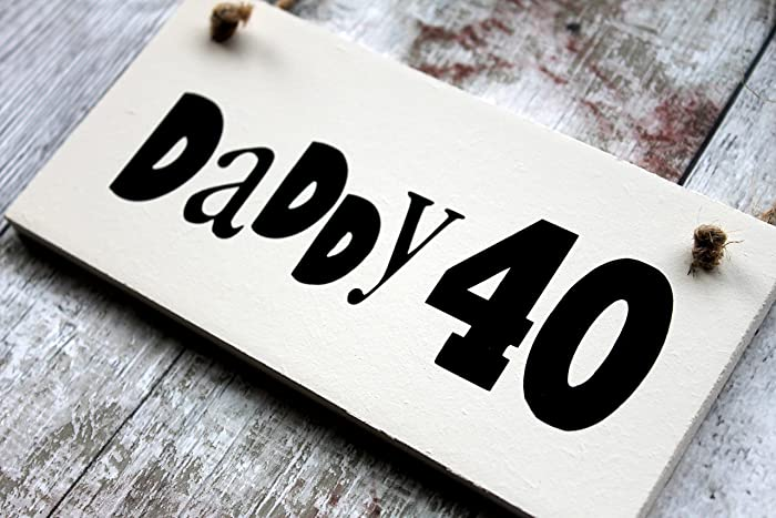 Image Unavailable Not Available For Colour MadeAt94 Daddy 40th Birthday Gift